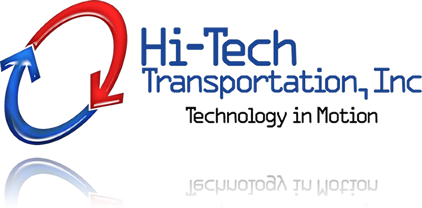 Hi-Tech Transportation Logo